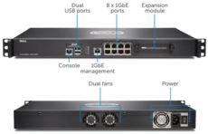 SONICWALL Dell SonicWALL NSA 2600 S.U 2 YIL CGSS Lisans Dahil Cihaz