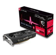 SAPPHIRE RX 580 4G 256B GDDR5 DVID-2xHDMI-2xDP PULSE AMD EKRAN KARTI