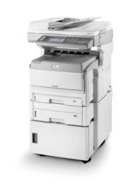 OKI MC851CDTN+ Faxlı Çok Fonksiyonlu Renkli Laser Yazıcı (A3-A4)