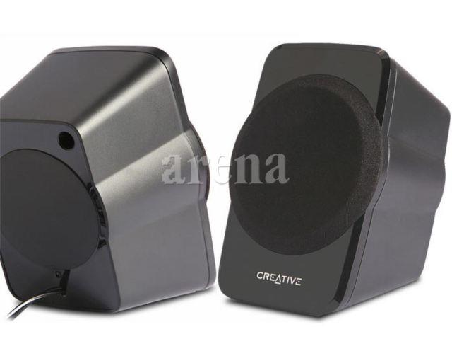 CREATIVE 51MF0410AA000 SBS A120,9W RMS,2+1 Speaker,Siyah