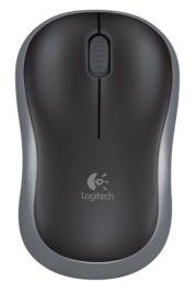 LOGITECH M185 Kablosuz 1000 Dpi 3B+1 Optik Notebook Mouse Gri-Siyah