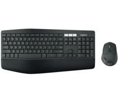 LOGITECH MK850 Kablosuz Performans Q TR Multimedya Klavye,Mouse Set