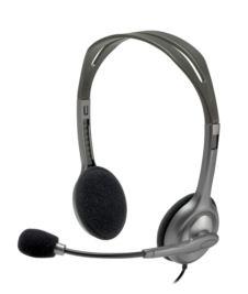 LOGITECH H110 3.5Mm Stereo Kulaklık Mikrofon