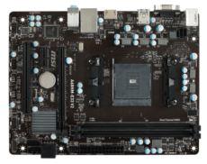 MSI A68HM-E33 V2 FM2+ DDR3 MATX VGA HDMI GLAN SATA3 USB3.0