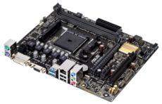 ASUS DVI-RGB ports DDR3 2400(O.C.)  R-HD8000-HD7000 mATX
