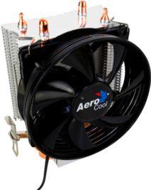 AEROCOOL  Verkho2 Intel LGA775 - 115X -AM4-AM3+-AM3-AM2+- 9cm Fan İşlemci Soğutucu AE-CC-VERKHO2