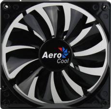 AEROCOOL Dark Force 14cm Siyah Sessiz Kasa Fanı AE-CFDF140BK