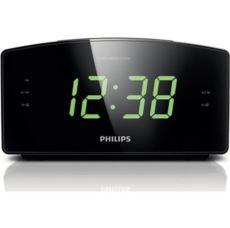 PHILIPS Büyük Ekranlı Saatli Radyo
