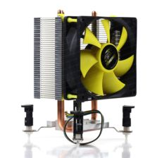 AKASA Venom Pico LGA775-115x AMD 754-939-940-AM2+-FM1 9cm fan Soğutucu