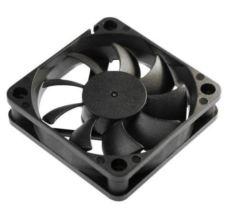 AKASA 9 cm siyah kasa fanı AK-DFS922512LA1