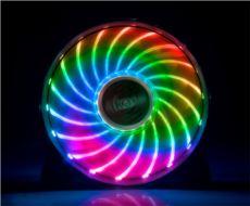 AKASA Vegas 7 Renkli 18 Ledli 12cm Fan AK-FN092