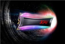 XPG 256GB S40G RGB PCIe Gen3x4 M.2 2280 Flash SSD