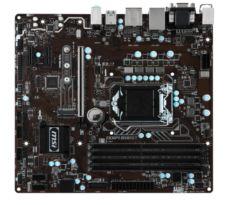 MSI B250M PRO-VDH DDR4 VGA DVI HDMI GLAN M2 SATA 6GB-S. USB3.1 mATX
