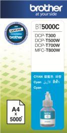 BROTHER DCP-T300, DCP-T500W, MFC-T800W TANKLI SİSTEM MÜREKKEP 5000 SY