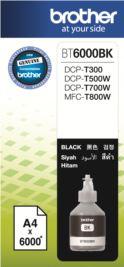 BROTHER DCP-T300, DCP-T500W, MFC-T800W TANKLI SİSTEM MÜREKKEP 6000 SY