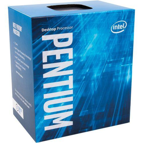 INTEL G4600 Pentium 3.60GHz LGA1151 3MB HD630 İşlemci