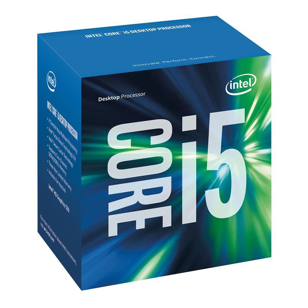 INTEL CI5 7400 3.0GHZ LGA1151 6MB HD630 İşlemci