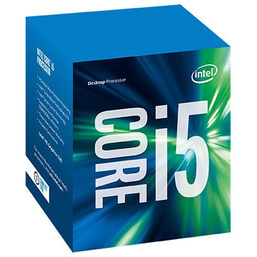 INTEL CI5 7600  3.50GHZ LGA1151 6MB HD630 İşlemci