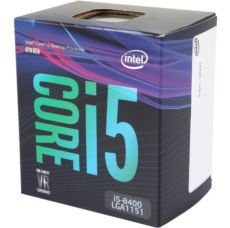 INTEL 8400 i5 2.8GHz LGA1151 9MB HD630 Gaming İşlemci