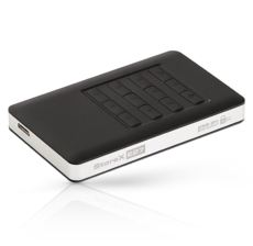 DARK 2.5-- USB3.0 256BİT ŞİFRE KORUMALI 7 VE 9.5MM HDD DİSK KUTUSU