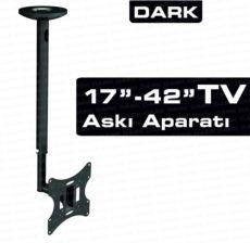 DARK 17---42 Yükseklik Ayarlı,Sağ-Sol Hareketli LCD-LED Tavan Askı Aparatı
