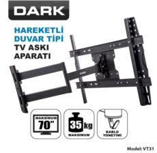 DARK 32--70- Hareketli Duvar TV Askı Aparatı