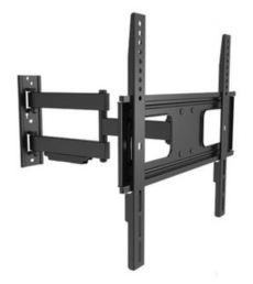 DARK 32-55- Curved TV Uyumlu Hareketli Duvar TV Askı Aparatı