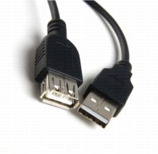 DARK 1.5 Metre USB 2.0 Uzatma Kablosu (AM-AF)