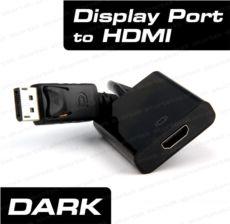 DARK Display Port - HDMI Dönüştürücü