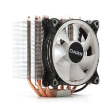 DARK Freezer X124 120mm Kırmızı Halka LED-li İntel (115X+2066) -Amd İşlemci S