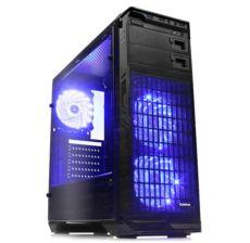 DARK N5 USB 3.0, 3x12cm Fan LED-li  Full Cam Yan Panel ATX Kasa