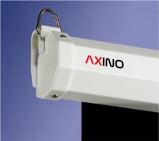 AXINO 200*200cm Motorlu Projeksiyon Perdesi