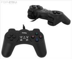 FRISBY PC Uyumlu USB GamePad