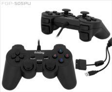 FRISBY Pc, Ps2, Ps3 Uyumlu GamePad Titreşimli Direct-X Uyumlu