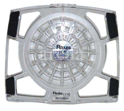 FLAXES 7- ve 11- Uyumlu 180mm Fanlı Notebook Soğutucu