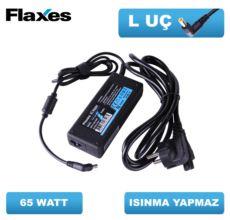 FLAXES HP 18.5V 3.5A 65W UÇLAR:4.8*1.7 Muadil Notebook Adaptör