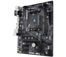 GIGABYTE AMD A320 AM4 DDR4 3200MHZ OC DVI-DSUB-HDMI ANAKART