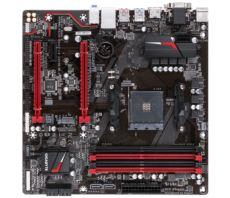 GIGABYTE AMD B350 Soket AM4 Ryzen? DDR4 3200+(O.C.)MHz mATX Anakart