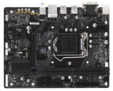 GIGABYTE Intel B250 2400MHz (OC) DDR4 Soket 1151 mATX Anakart