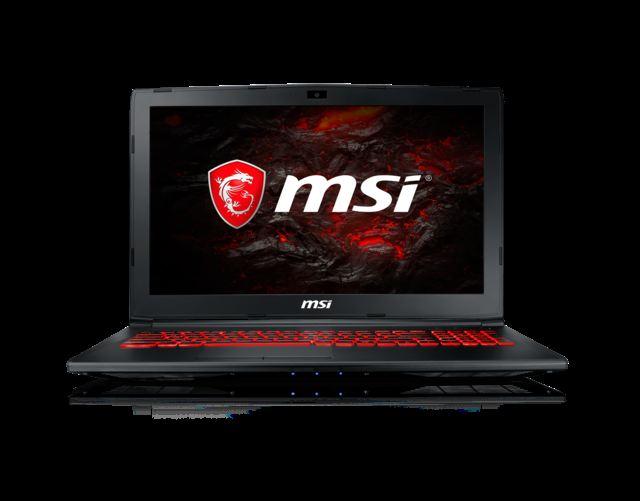 MSI GL62M Ci5-7300HQ 8GB 1TB 2GB MX150 15.6