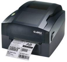 GODEX 203DPI USB Seri Port Direkt Termal Transfer Barkod Yazıcı