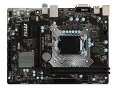 MSI H110M PRO-D DDR4 DVI GLAN SATA 3 USB 3.1 mATX