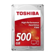 TOSHIBA 3,5- 500GB P300 7200RPM SATA3 64MB