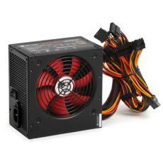HIGHPOWER 400W 80+ Bronze Kırmızı Fanlı Güç Kaynağı HPE-400BR-A12S