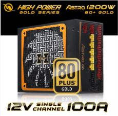 HIGHPOWER ASTRO GD 1200W 80+ Gold Modüler Güç Kaynağı