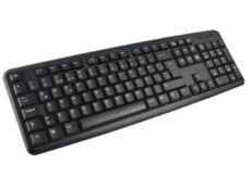 HIPER Kablolu,Q,TR,USB,Standart Klavye,Siyah