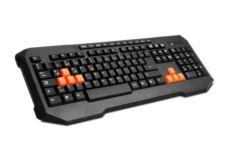 EVEREST Kablosuz Oyun Q Multimedia Klavye + Mouse Set