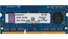 KINGSTON 4GB 1600MHz DDR3 Value Notebook Kutulu RAM