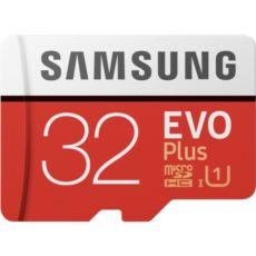 SAMSUNG 32 GB Evo Plus 100 MB Class 10 Micro SD