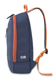 MACK MCC-3002 Easygo DayPack Lacivert-Oranj